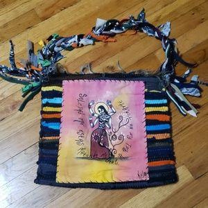 Hand Painted Purse